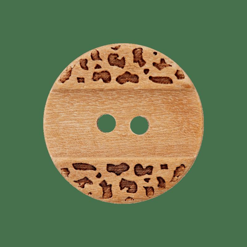 Holzknöpfe